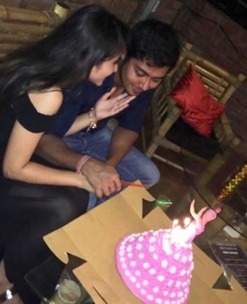 My forever love💋 #luvbling#blogger#blogging#nupursharma#love#couple#goals#tb#