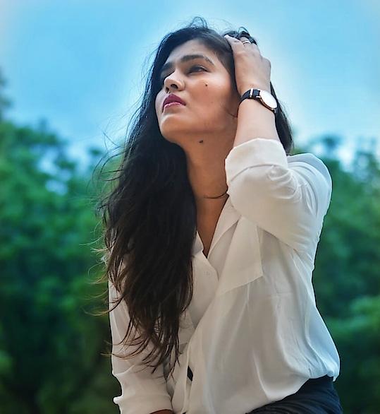 "Thursday Blues! ☀️ Wearing @sheinofficial 💕  The short link is : http://bit.ly/2nFftI9  search ID :223905 . . Use Code ""Treasure04"" enjoy 300₹ Off on orders over 2600 Till 1Jan. ☺️ #fashion #post #white #whiteshirt #photography #jaipur #jaipurblogger #love #life #fashionblog #jaipurbloggers #style #ny #womensfashion #india #mytaste2k18 #bhukkadfam #fabebg #treasuremuse ☺️ #roposo #roposolove #roposolovers #roposo-fashiondiaries #roposo-style #ropo-style"