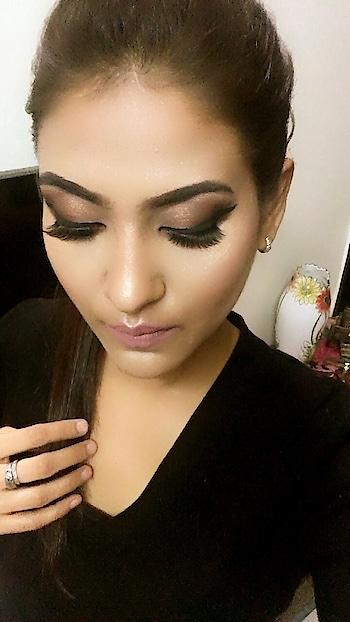 Makeup is my life.. #poonamrawatmakeovers #beautyraaga #mua #muadelhi