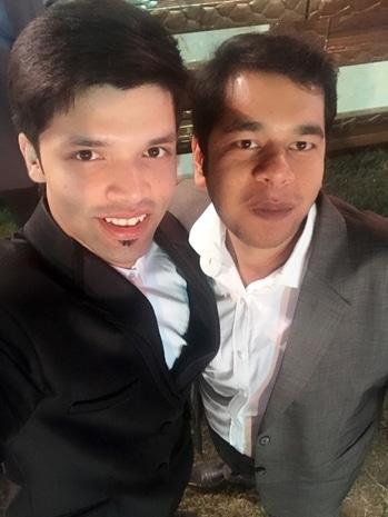 #brothers #brothersforlife #enjoy #selfie #selfiemood #weddingfun #weddingdress #suit #partywear #classy #look #feelgood #me #mensfashion #menoutfit #menswear #fashionmen #blogger #pitcha #tagsforlikes #like4like #followforfollow