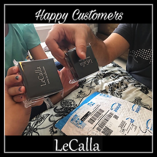 The more #HappyCustomers, the more confident we are! You are just a click away from that happy feeling! 🙂  Visit our website www.lecalla.in  #LeCalla #Silver #Jewellery #roposo #roposolove #instalove #instajewellery #instagood #musthave #womensfashion #trendyjewelry #unique #uniquejewelry #ootd #photooftheday #dailywear #happyshopping #customerservice #customized #personalizedgifts #roposolovers #roposojewellery