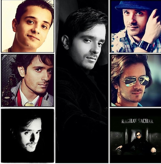 A fan has made this lovely collage. 🙏🏻😊