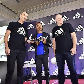 #adidas  brand ambassador #himadas