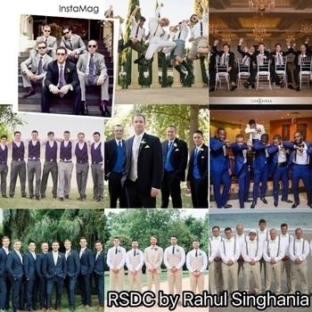 Go Groomsmen.. by RSDC  Team up with Groom this wedding season groomsmen collection for most special wedding.  Book your stitch now ⏳  RSDC by Rahul Singhania 7764841700 8677000005 8877788827  #groomsmencollection#identicaljam#sartoria#bachelorette#yaarkishaadi#bhaiyabanadulha#mamkishaadi#chachakafavouritebhatija source:google