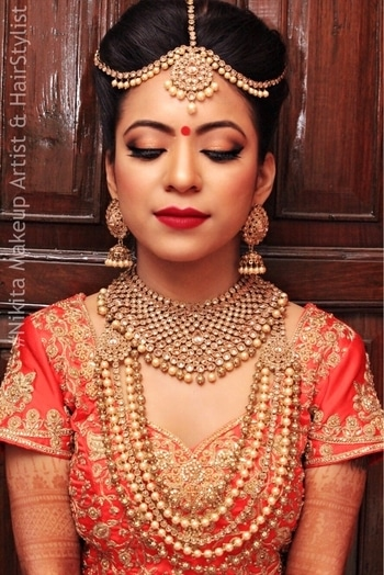 Makeup by Nikita makeup artist & Hair stylist 👸 And Picture credit-Frankmode photography @funnyfranky #beautifulbride #beautifulclient #wedding  #mac  #maccosmetics #bridal #bridalmakeup #makeup #bridalmakeupartist #tagsforlikes #instatag #instagood #makeupartist #bestmakeup #indianbride #wedding #weddingseason ##makeupbyme #mywork #myclient #MUA #instalike #follow #followme #asianbeauties #tagforlikes #likes #makeupaddict #makeup #nyxcosmetics #makeupartist #loveformakeup #delhimakeupartist #bridalmakeupartist ❤️
