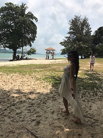 #beachvibes #sunkissed #lovefortravel #happy #mood #roposomood #soroposo #picoftheday