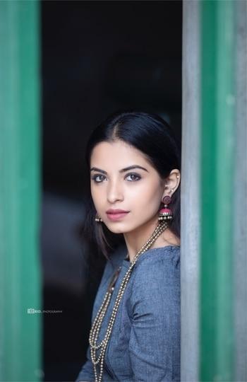 Love for terracotta jewellery ❤   #collaboration #jewellery #indianblogger #bangaloreblogger #fashionblogger #itsashwinidixit