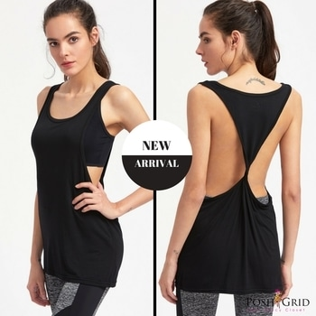 Shop from our stunning New range of Active Wear | Cash on Delivery with Free Shipping | Shop these looks and many more exclusively via our official web address @ www.poshgrid.in |  #poshgrid #fashion #style #trending #india #fashionbloggerindia #trendy #dresses #fashiondiaries #vogue #classy #trendalert #womensfashion #girls #women #jeggings #joggerpants #joggers #leggings #yogapants #sportygirl #yoga #activewear #health #gymwear #yogainspiration #fitness #fitgirls #tanktop #sportsbra