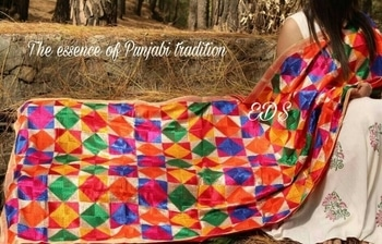 😍😍😍😍😍😍 *The essence of punjab with eds*  *Beautifully crafted fulkaris on chinnon in six different designs overall embroided  available  @ 1299/- including shipping charges* *Dispatching in 2 to 3 days after booking*  #fashionpost #fashionstore #fashionaddict #fashionstyle #clothesaddict #ethnicwear #ethnicfashion #weddingfashion #indianfashion #shoponline #shopoholic #styleaddict #onlinestore #theplumfashion