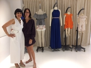#american #designer #lauraegloff #velveteen  #launchevent #hongkong  #monashroff #monashroffjewellery