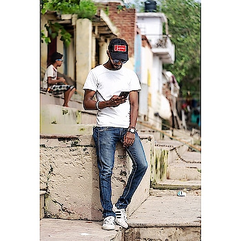 Swipe for Black/White Version. Do you like color or black/white? Comment down below. Black, White, Grey and Denims... Couple of things mix'n'match and you can't go wrong.  I am wearing:  @supremenewyork Black Snapback Cap @decathlonsportsindia White Sports T-Shirt @levis 511 Dark Wash Slim Fit Jeans @emporioarmani Ceramica Analog Watch @gucci belt @adidas Superstar white 📸 - @thecreationgirl ——————————————— #instafashion #streetstyle #instagram #fashion #fashionable #fashionista #mensfashion #mensblogging #mensfashionblogging #mensfashionblogger #streetwear #hypebeast #hypetrend #hypedrop #teamondeck #otd #ootd
