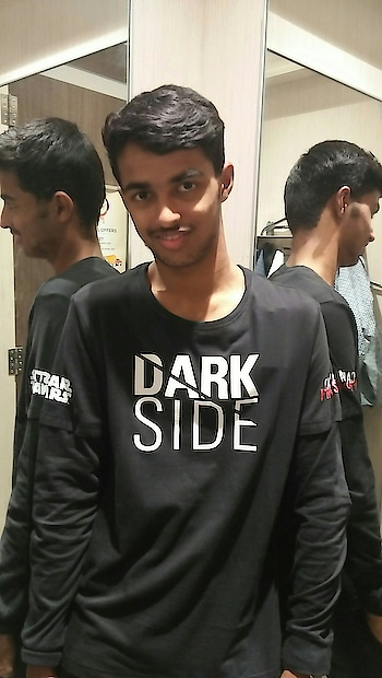 Nice to wear those which we like too much...  😘😘😘 Great pleasure when we think of buying it..  😜😜😜 Me when thought of all these...  #funwithfriends  #darkside  #mycollection #mylifemychoice