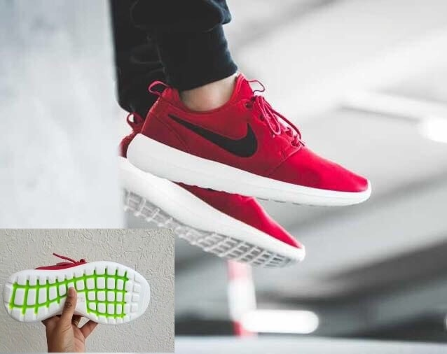 # Nike  # For Men # 7A # Roshe Run # Red  Available @  Rs 2499+Ship (With Nike Box) For orders DM us...  #Size Chart UK 7 - EURO 41 UK 7.5 - EURO 42 UK 8.5 - EURO 43 UK 9 - EURO 44 UK 10 - EURO 45