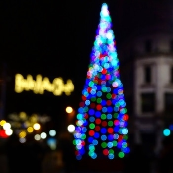 #christmaslights #dublin #ireland