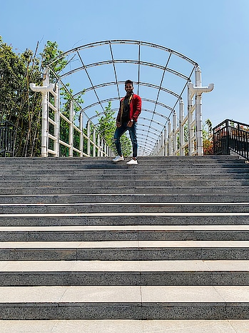 Day 7 at Mister Landscapes International in xi'an China..!🙌🏻 #rubarugroup #rubarumisterindia2018 #misterlandscapesinternational #modelife #bethebest #success #hustle #goals