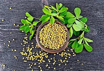 Hair Mask to Control Hair loss @neharanjan13 : Who would think of fenugreek seeds as a remedy for hair loss? But you will be surprised at how effective this pack is. A step by step process is given below:  Grind 2 tbsp of fenugreek seeds till they become a fine powder. Before grinding make sure that there is no moisture in the seeds else they will not reduce to the powder form. In a bowl take 1 tbsp of olive oil and add the fenugreek powder to it. Mix well to form a paste. Apply this paste on the scalp and the hair. Let it dry for 10 minutes and wash off with warm water. You could use a mild shampoo. Regular use will show results by restoring the shine. #miraculous #hairtreatment #beautysecret #beauty #oliveoil #hairmask #beautiful #haircare #longhair #stronghair #hairloss #hairtips #tips_beautyou #beautytips #beautybloggers #beautyrituals #fenugreek  #essentialoils #ayurveda #herbalife #herbal #ropo-beauty #ropo-style #beautyblogger