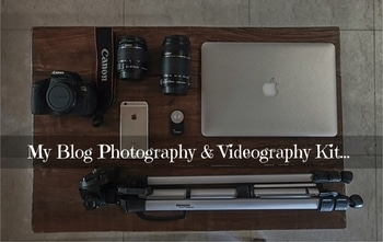 Check my new blog post on My Blog Photography & Videography Kit on BUtterlyObsessed.com  #blogkit #videography #photography #kit #blog #post #bhagyashree  #bhagyahsreebugs #butterlyobsessed #blogger