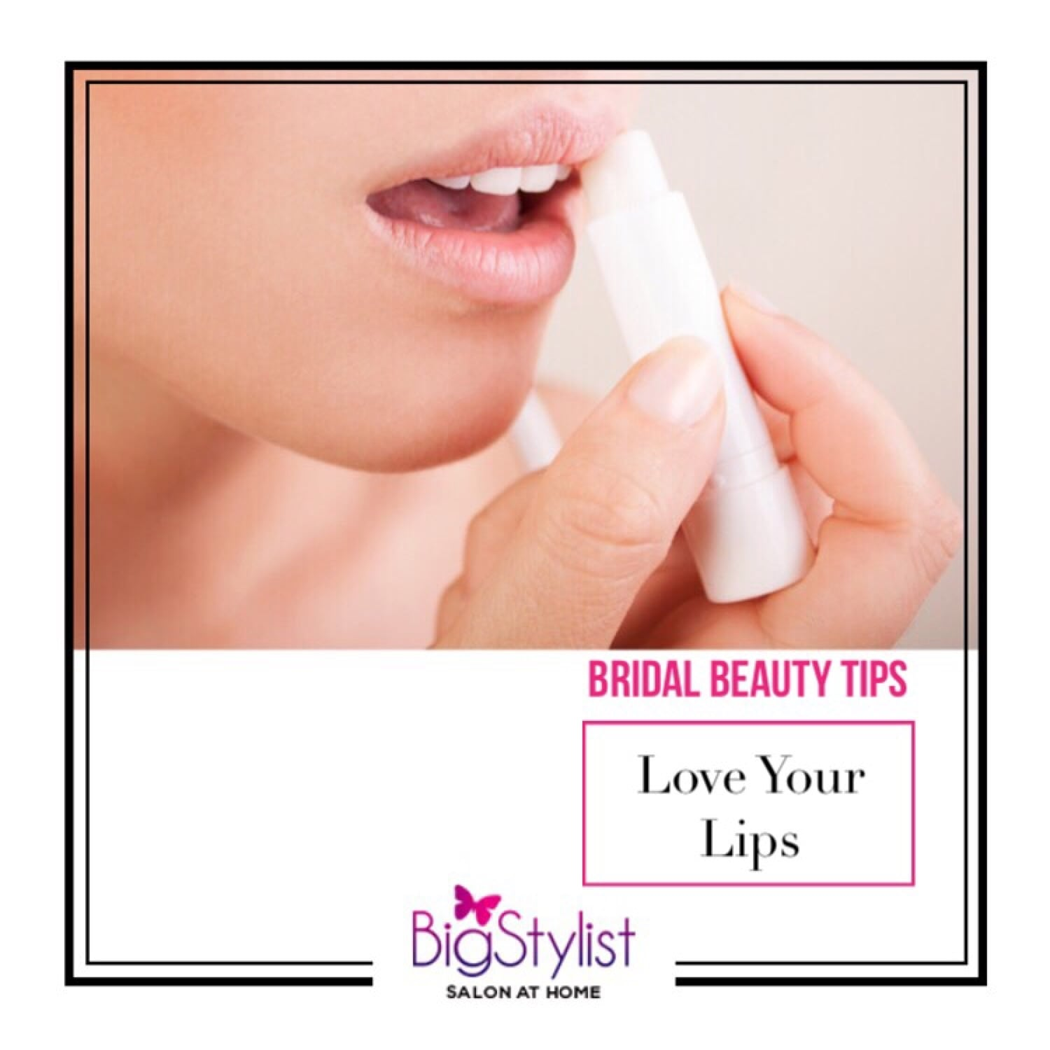 If you have perpetually chapped and dry lips, it's important to give them the love and care that they deserve. Exfoliate your lips by using olive oil and white sugar crystals! #bridalbeautytips #beautytips #lipcare #drylips #exfolite #lips #beauty #bridestobe #bridal #stayhomebeautiful #BigStylist