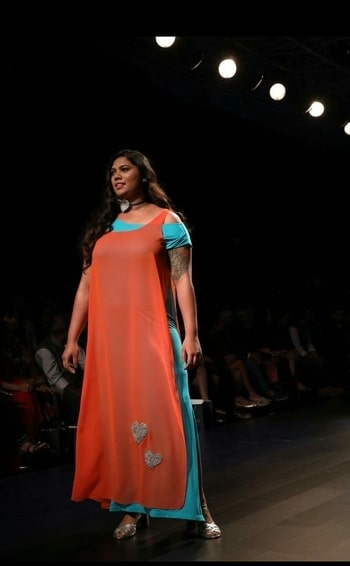 The Harder You work For Something , The Greter You Will Feel When You Achieve It. Had Fab time working with every single person whether that is back stage crue or management people or my co- models amezing show sexy cloths  All thanks to @wendellrodricks , @allplussize ,@lakmefashionwk   #plussizebeauty #beautybeyondsize #blogplussize #plussizefashion #curvyfashion #sexycurves #lfwmodels #allplussize #LakmeFashionWeek #indianmodel #plussizemodelindia #indianbeauty #clothes #designer #wendellrodricks #sexygirsl #curvesiousbeauty #plusisbeautifull #thickerthethighssweetertheprize #staystylish #makeup #hairandmakeup #hair #roposobeauty #rampwalk #roposo-fashion #fashionportrait #lakmefashionweek  #wendellrodricks #schulenfernandes #allplussize #lfw2017
