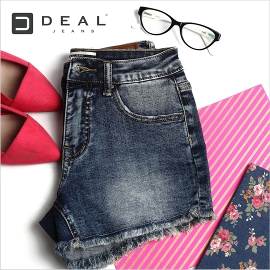 Weekends call for a pair of denim shorts! #DealJeans