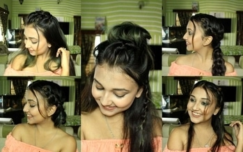 Hey lovelies❤ New video on #HairStyles are up in my #YoutubeChannel 📽 (#Link in Instagram Bio: Amajesticmind) . P.s: If you like it then please #SUBSCRIBE to my Channel #amajesticmind . #hairstylist #hairgoals #hairdo #longhair #fashionblogger #blogging #styling #roposo #roposoinfluenser #soroposo #roposoblogger #roposotalks #styleblogger #indianyoutuber #youtuber #indianfashionblogger #stylefile #kolkatablogger #kolkata #Bohemianhairstyle #bohemian #trendsetter #ytcreator #youtuber ✌