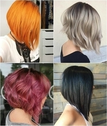 7 Short Hairstyles That Are Just As Gorgeous As Long Hair 3)A medium-length bob💇 This one combines elegance with a casual appearance #bobhaircut #mediumlengthhair #hairstyle #inspiration #mua #makeupartist #delhi #beauty