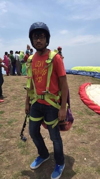 Bir billing!! World's 2nd highest peak for paragliding 😍😍