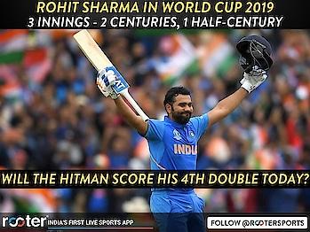 Follow rootersports for more such stats, memes, news and updates 🏏⠀ ⠀ #rohitsharma #rohit #hitman #rohitsharma45 #rohitians #rohika #mumbaiindians #klrahul #viratkohli #msdhoni #IndiaVsPakistan #CWC19 #INDvsPAK #indvpak #TeamIndia #hardikpandya #indiancricketteam #indiancricket #cwc2019 #cricketworldcup #cricketlife #cricketers #cricketfans #cricketlovers #cricketlover #cricket #cricket🏏 #cricketworldcup2019 #cricketlove #lovecricket