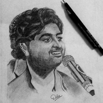 #arijit_singh #arijitsingh #pencilshading #art #pencil #work