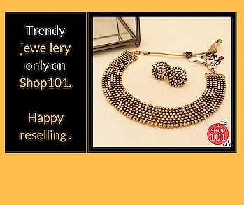Download: http://bit.ly/2D12b3g  #reseller #reselling #resellerswelcome #fashion #jewellery #womenjewellery #jewellerydesign #workfromhome #onlineselling #women-fashion #thebazaar #women-style