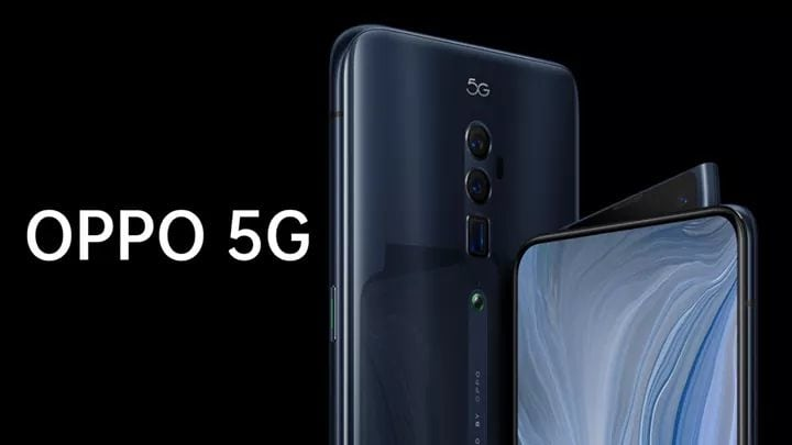 #OPPOReno 5G Smartphone Announced with 10X Zoom Camera