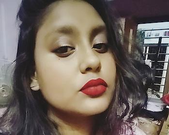 #redlipstick #inlove #lipsticklove #lipstickswatch #lipcolour #livelaughlove #red-hot #redloverforever