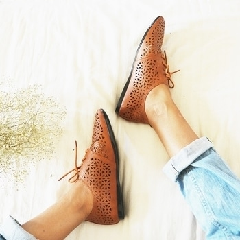 Bliss ! ❤  Only on www.jokerandwitch.com Drop by to avail discounts on footwear like never before !😊 . . . . . . . . #bliss #footwear #shoes #shoeaddict #tan #lazercut #pretty #musthave #accessories #accessorylove #fashion #style #fashionista #fashiongram #styleinspiration #stylegram #styleblogger #indianfashionblogger #bloggers #OOTD #potd #igers #instalove #instafashion #instastyle #roposo #wooplr #roposofashion #roposolive #roposostyle #soroposo #roposoaccessories  #vogue #love #jokerandwitch