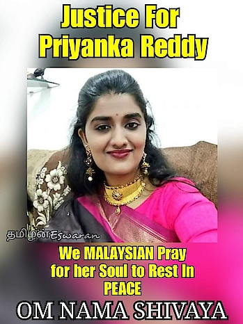 #JusticeFor_PRIYANKA_REDDY #OM_NAMAH_SHIVAYA #RIP The most horrifying death how much of pain she would have gone thru(Gang Raped & Burnt Alive)😢😢😢 Andavaaa😭 ...KADAVUL IRUKARA??? Those MTF/Bastards shouldn't get a peaceful death #DONT_HANG #DONT_SHOOT Slash their entire body with blades from Head to Toe Tie up their hands n legs Soak them in Lime and salt ....Let the wounds heal and repeat back continually till they die ......Vachi2 seiyanum daw cheh ....!!!  MODI PLSS STOP FUCKING WITH YOUR ROCKET RESEARCH KINDLY PROVIDE MORE CONDOMS TO Those FUCKDUP FATHERS ESPECIALLY IN RURAL AREA'S OF NORTH INDIA .....KILL ALL THIS RAPIST BASTARD ....!!!