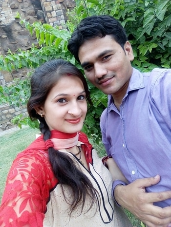 me and my beautiful wife
