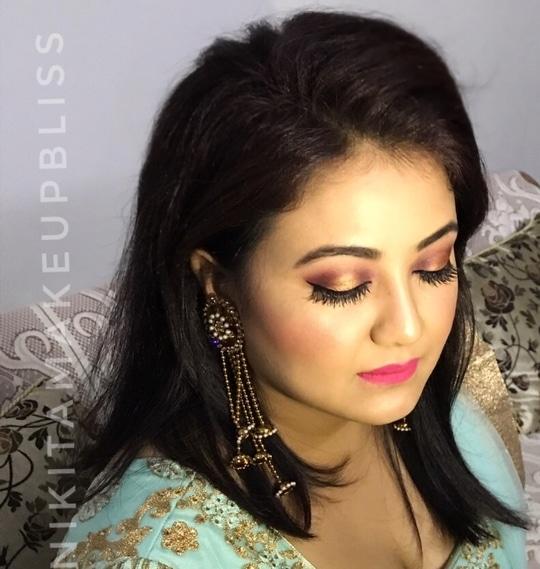 #RoposoTalentHunt #Makeupby #Nikitamakeupbliss #beautifulclient #engagementmakeuplook #engagementmakeup # #voteforme #voting #roposso #blacknwhite #makeup #eyemakeup #makeupartist #mua #makeupartistindia #makeupartistdelhi #makeupartistdelhincr #makeuplove #hashtag #intagram #lipstickeyeshadow #beauty & makeup #roposogal #roposo-style #like #voteforme #votenow #makeupexpert