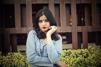 #fashion #beauty #ethnic #blogger #chauhandrasti #bindilove