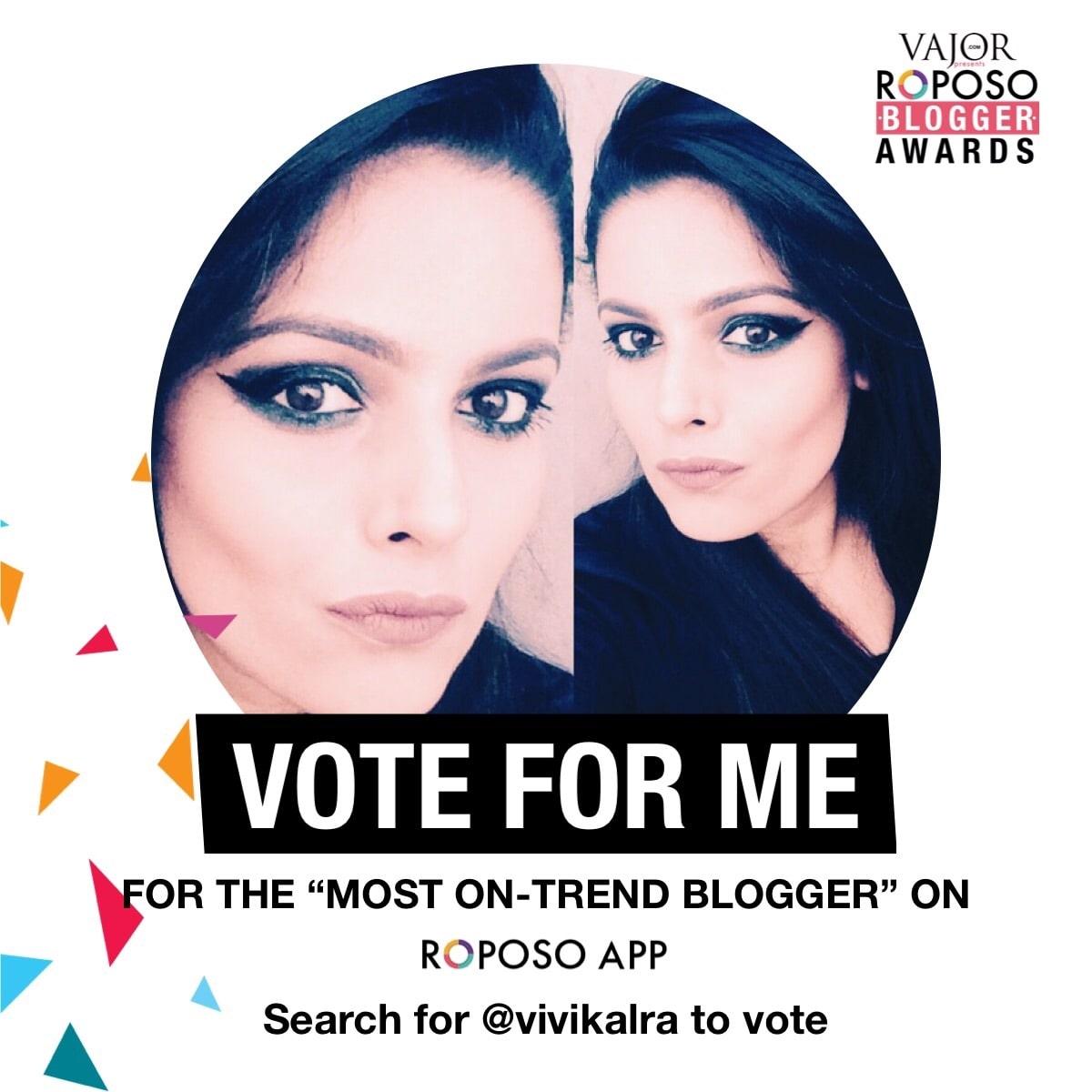 Hello Dolls , Vote for me few days left if you think I deserve please visit my profile and vote for me . Kisses💋 Vivi #soroposo #soroposolove #blogger #vote #voteforme #beautyblogger #beauty #trend #trendy #lifestyle #lifestyleblogger