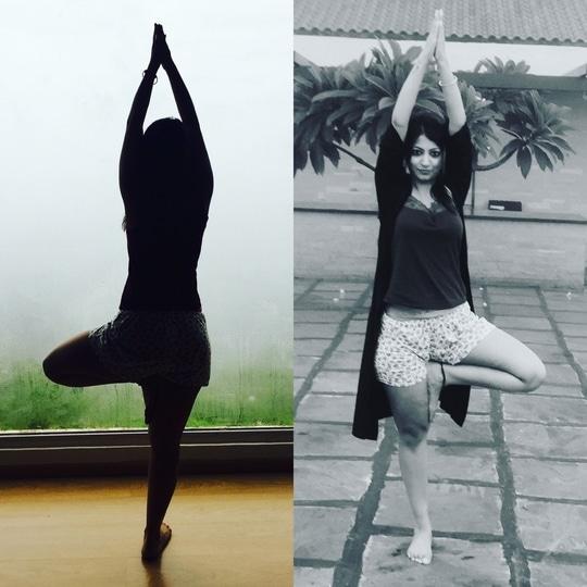 #yoga #yogaeverydamnday #fitness