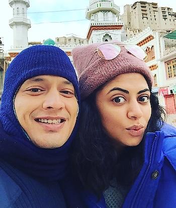 Throwback 2016 Chadar Trek -5 Degrees what a time #chadartrek #zanskar #zanskarriver #zanskarvalley #chadar #leh #ladakh #ladakhtrip #actor #actorslife #wanderlust #travel #traveldairies2016 #traveldairies #travelfreak #lovetotravel
