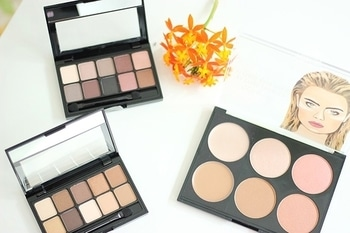Sharing the ulta3 haul. Strobing kit is the showstopper as it has everything in it- right from highlighter to contour to blush. The nude and roses eyeshadow palettes contain a mix of matte & shimmer that are appropriate for day/night makeup. Have a look at the pictures and my first impression about these beauties here - http://www.brideeveryday.com/ulta3-strobing-kit-eyes-eyeshadow-palettes-first-impression #beautyblogger #makeuphaul #blogger #makeup #makeupblogger #eyeshadow #eyeshadowpalette #soroposo #roposolove #roposoblogger #roposogal #ropo-love #ropo-good #photooftheday