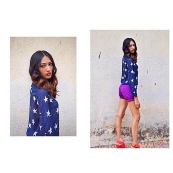 Colour blocking 101   Styled by me   #editorial #editorialshoot #editorialmakeup #editorialphotography #editorialhair #mua #editorialfashion #indianeditorial #makeupart #indianjewellery #fashionphotography #fashionphotos #makeupart #like4like #followme #stylistlife #indianstyle #fusion #amalgam #like4follow #mumbaistylists #stylistatwork #stylistonduty