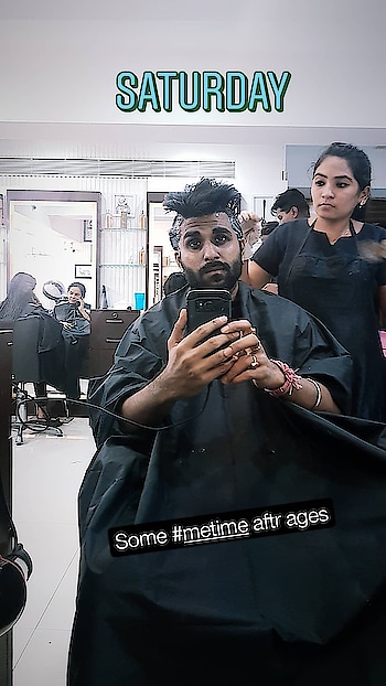 And then this .. The hairstyling .. 💇🏻‍♂️ RockStar @AamanTrikha 🙌🏻 ProudOfYouRockStar 🙌🏻 #AamanTrikha 🎙 You are our pride and will always be 🙌🏻 ‪#AamanTrikhaMusic 🎼‬ #‪LoadsOfLove 💝 ‬#Pride #SomeMeTime #AamanTrikhaKaaGaana 🎼 #AamanTrikhaKeeAawaaz 🎶 #musicislife #musicislove #musicisdivine #MusicIsAamanTrikha 🎙 ‪#Gratitude #Royal #Legend #‬styleicon #Beard #HairStyle #innocence #inspiration #devotion #happiness #dedication #soulful #divine #versatile #voice #20likes