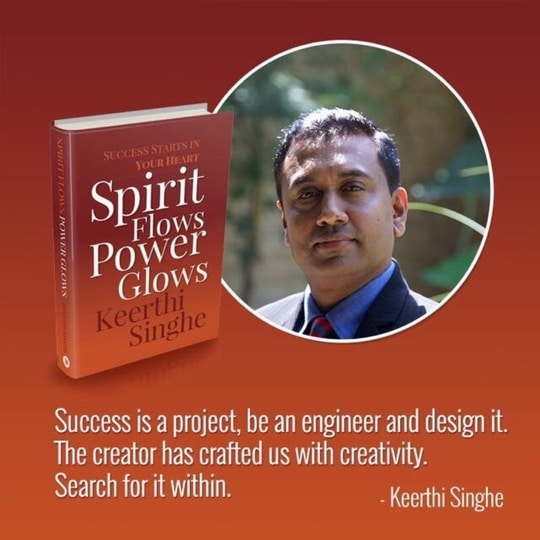 Spirit flows power glows book available on Amazon.