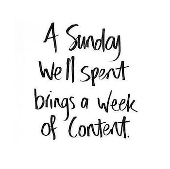 #sunday #weekend #restday