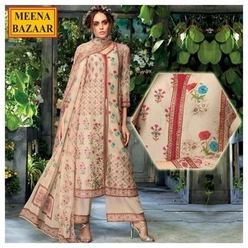 Subtly powerful and effortlessly elegant, this printed suit from #MeenaBazaar says it all. :) Click and shop our #newcollection of #ShadesOfSummer http://www.meenabazaar.com/new-arrivals.html  #MeenaBazaar #casualwear #indianwear #ethnicwear #officialwear #officialkurti #ethnicday #occasionwear #designerwear #ootd #delhi #FashionDairies #2017fashiontrends #StreetStyle #Stylish #lookbook #fashionblogger #fashionweek #fashionista #indianfashionblogger #couturefashionweek #couture #hautecouture #style #inspiration #fashioninspiration