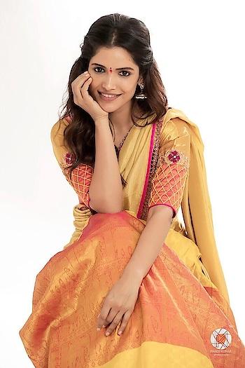 Wish you all a very happy  sankranthi!  #archithanarayanamofficial #happysankranthi #festivities #traditional #love #wishes #bridalcouture #beautiful