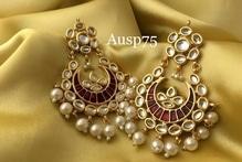 Beautiful earrings @auspiciousjewelz  Price on request  For single n bulk orders:09001665996 #bollywoodfashion#bridegroom#imitationjewellery#kundan#bridalwear#asianwedding#indianjewelry#indianfashion#designer#indiandesigner#makeup#fashionjewelry#vogue#style#pakistanijewelry#stylish#cute#instajewelry#designerwear#bollywoodstyle#indianjewellery#stone#partywear#jewelrygram#jewelry#jewellery#auspiciousjewelz#fashion #earrings