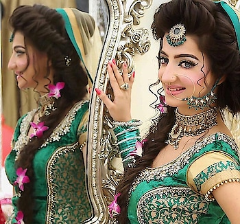 #pakistanilook #arabianbridalmakeup #bridalmakeup #bridaljewellery