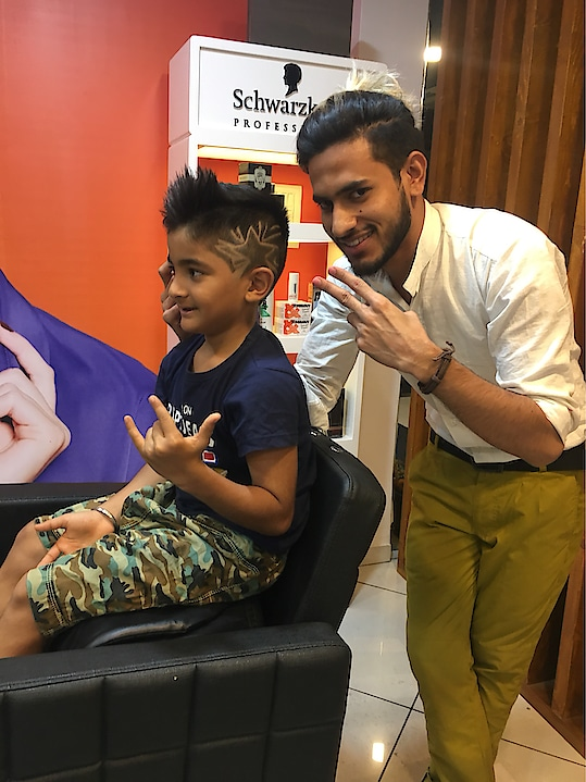 #summerstyles#coolhaircut#Tony&Guy#Faheemhairstylist